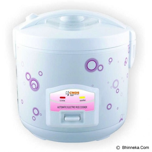CMOS Rice Cooker [CR-40FW] - Putih - Rice Cooker